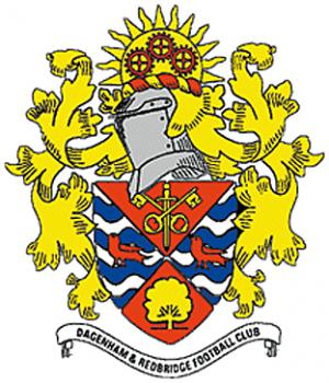 Football Team Logo for Dagenham & Redbridge