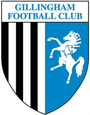 Times Series: Football Team Logo for Gillingham