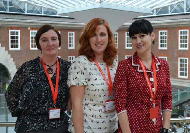 Dr Jackie Gray, Dr Miranda Horvath and Dr Susan Hansen