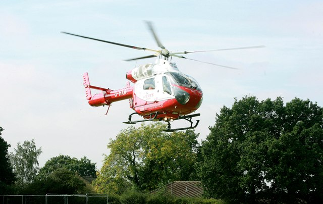 'Vital' air ambulance to receive money