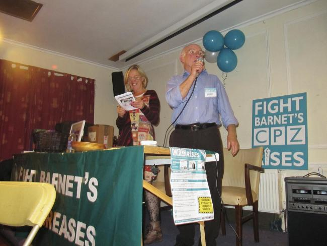 Quiz night raises £1500 for legal fight against CPZ prices