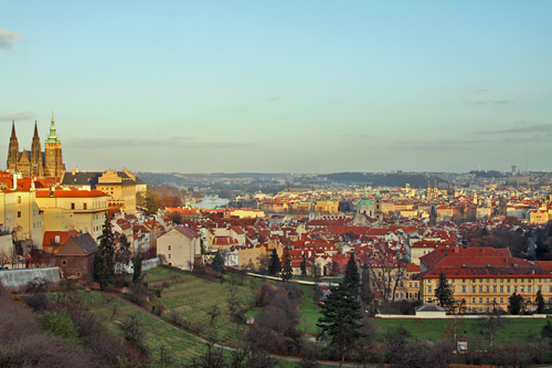 Fairytale Prague