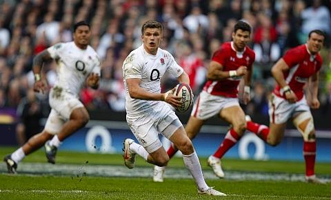 Owen Farrell starts against South Africa this weekend: Action Images