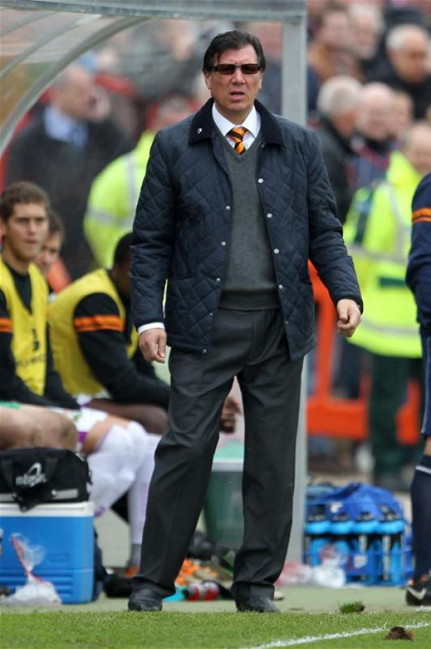 Barnet boss Lawrie Sanchez. Picture: Action Images