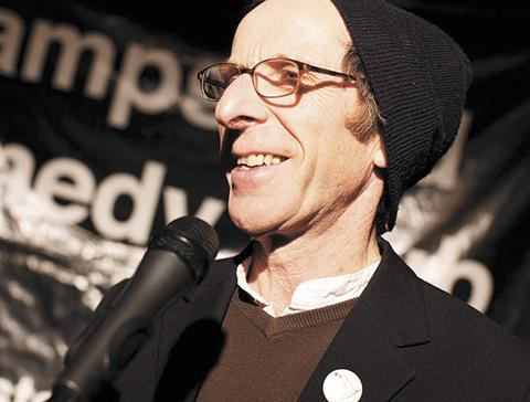 Ivor Dembina comes to Watford's comes to the Trade Union Hall with his show This is Not a Subject for Comedy