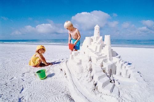 Siesta Key was named the Best Beach in the US 2011 by Dr Beach