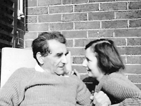 Times Series: Alfred Wolfsohn and Sheila Braggins in the 1960s