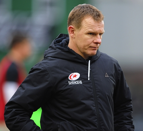 Saracens director of rugby Mark McCall will take his side to Munster next season: Action Images
