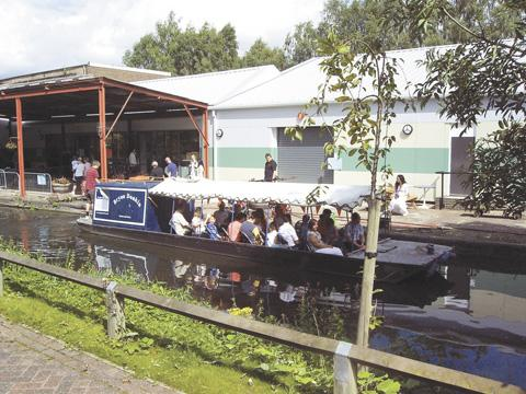 The Paper Trail is hosting boat rides, craft activities and live music this Sunday