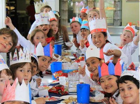 Belmont School celebrates the Jubilee