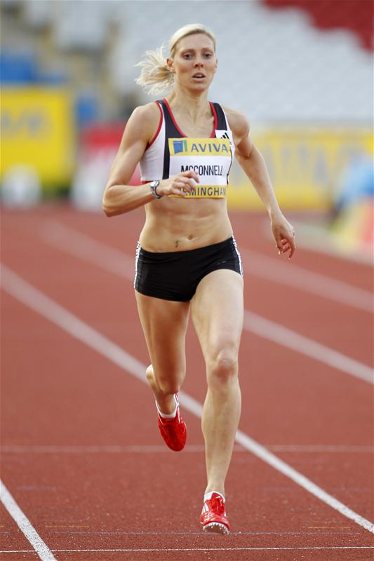 Lee McConnell finished fifth at the European Athletics Championships in Helsinki. Picture: Action Images