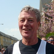 Torch bearer Mike Peel