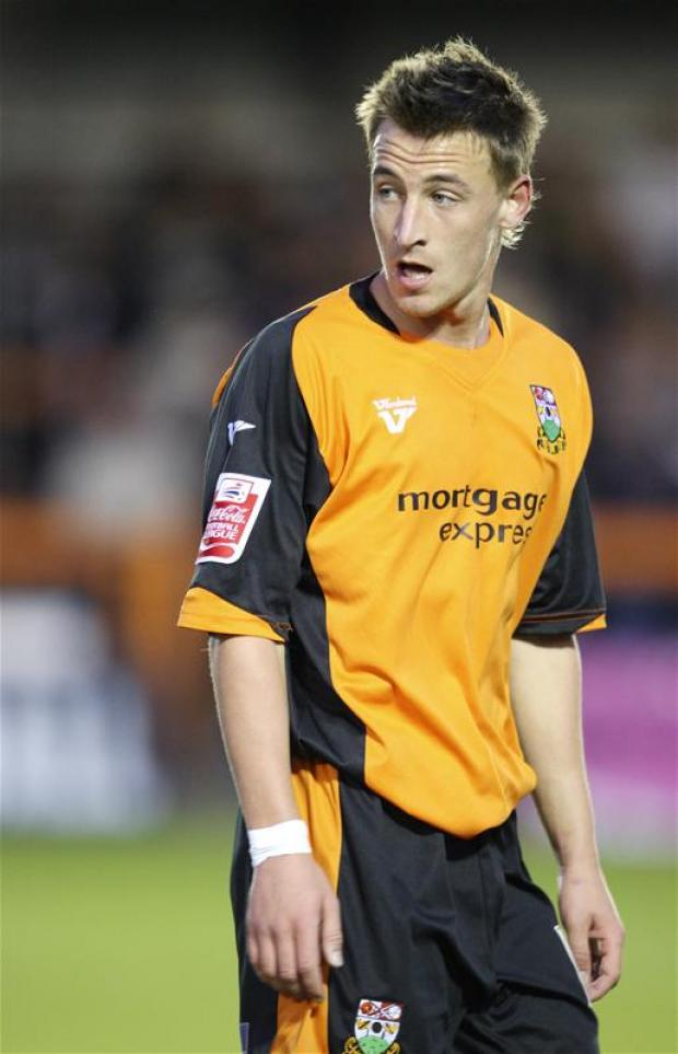 Hyde during his previous spell at Underhill. Picture: Action Images