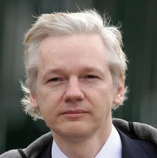 Julian Assange is seeking political asylum in Ecuador