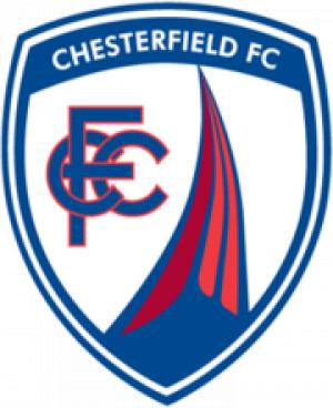 Times Series: Football Team Logo for Chesterfield