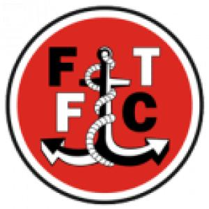 Times Series: Football Team Logo for Fleetwood