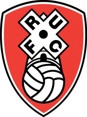 Times Series: Football Team Logo for Rotherham