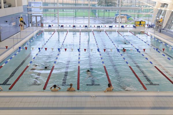 The Swimathon will be held in 600 pools across the UK