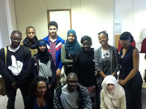 Young people enrolled on the Barnet 360 programme