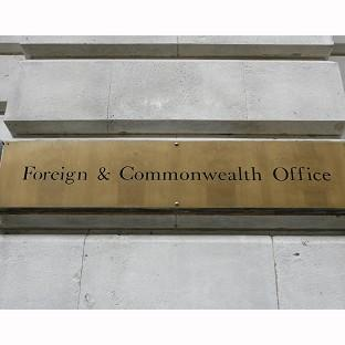The Foreign Office said it was 'urgently' looking into reports of three bodies being found in a UK-registered BMW in the French Alps