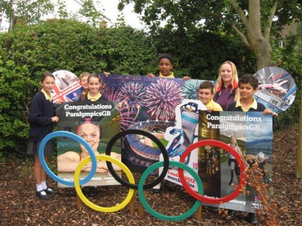 Games Maker visits Potters Bar school
