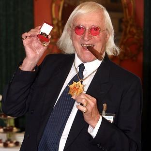 Sir Jimmy Savile died at his home in