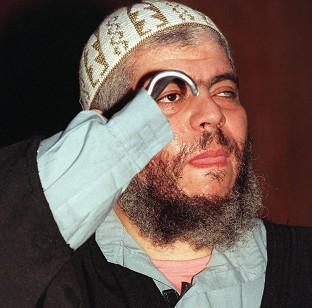Times Series: Abu Hamza lost a last-ditch legal challenge to avoid extradition to the United States