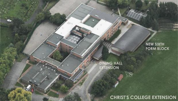 Christ's College School is the first to formally unveil its plans