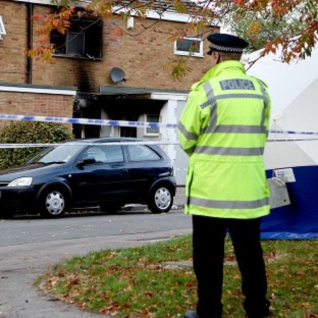 A doctor and her four children were killed in a suspected arson attack on their home in Harlow, Essex