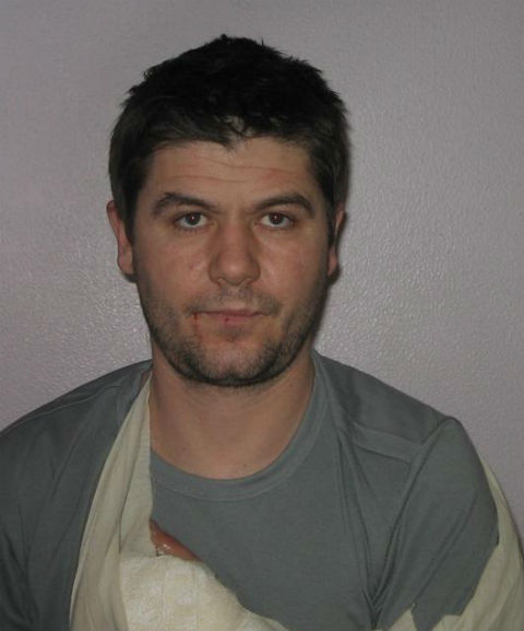 Police have warned the public not to approach Stefan Cristian Craciun