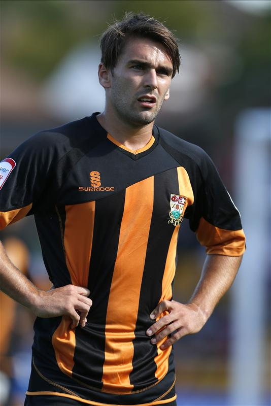 Ricky Holmes could return to the Barnet squad. Picture: Action Images