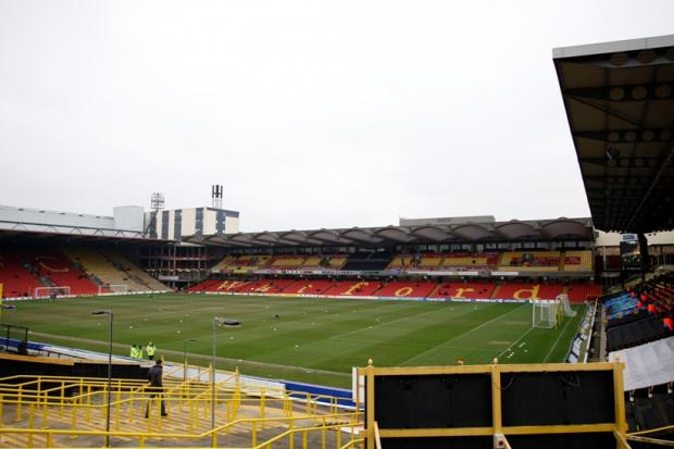 Vicarage Road's our 'spiritual home', says Sarries coach
