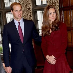 The policeman was believed to have be guarding the home of the Duke and Duchess of Cambridge in North Wales