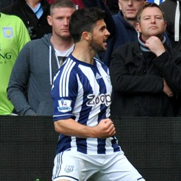 Times Series: Shane Long has scored six goals for West Brom this season