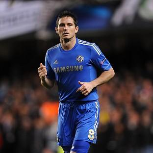 Frank Lampard could be in his final season at Chelsea