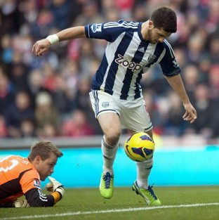 Baggies see off late charge