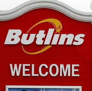 Times Series: Sussex Police and ambulance crews were called to the Butlins complex at Bognor Regis