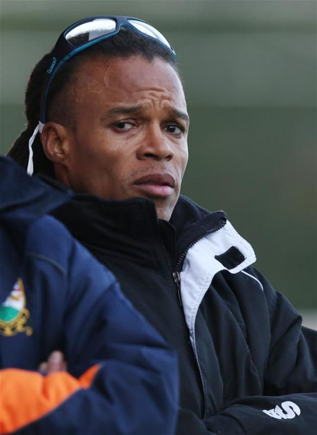 "Davids:  ""We have to take it on the chin'"