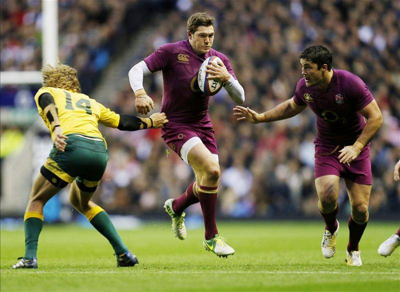 Goode and Barritt have impressed for England (Picture: Action Images)