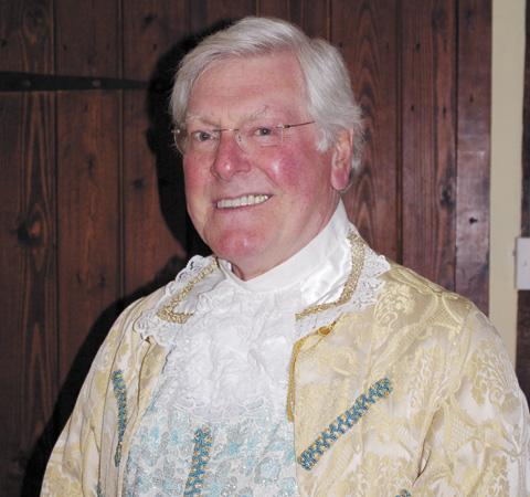 Peter Purves stars as Alderman Fitzwarren