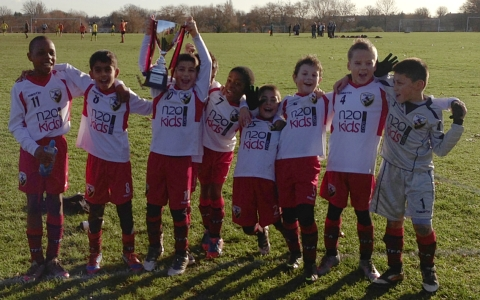 TFA Totteridge have enjoyed an excellent start to the season