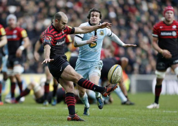Sarries win was justified, says McCall