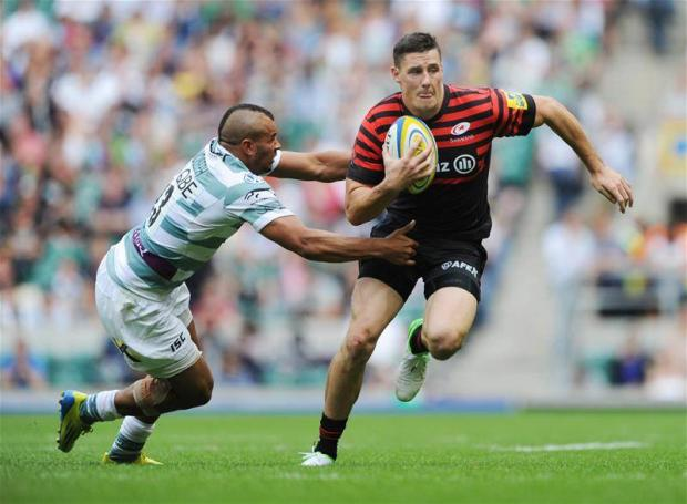 Times Series: Fan's View: England can kick on with Sarries contribution