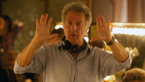 Dustin Hoffman making his directorial debut with Quartet