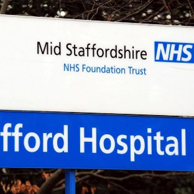 Times Series: An investigation concluded Mid Staffordshire NHS Foundation Trust will not be able to provide safe care on a sustainable basis in the future