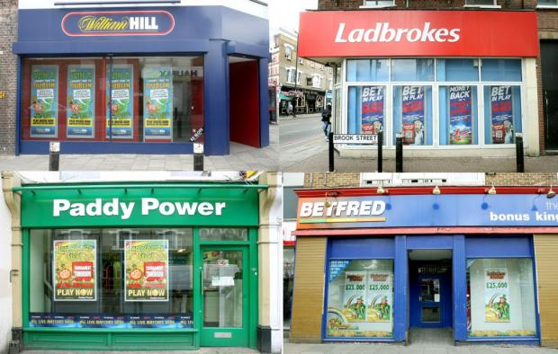 More than £330million bet on high-stake gambling machines in Barnet