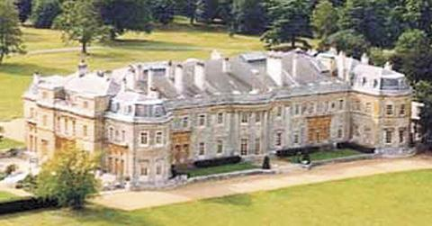 Luton Hoo was built in 1767 for the Third Earl of Bute, John Stuart, by Robert Adam