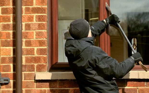 The N12 postcode was among a list of areas where homeowners are most likely to claim for theft or burglary