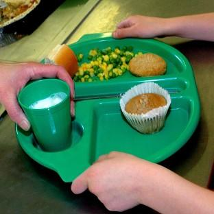 A report said the Government could raise one billion pounds a year from a sugary drinks duty to pay for free school meals