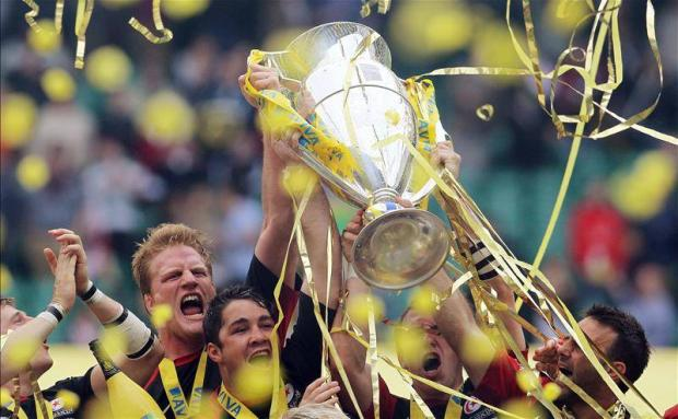 Saracens were crowned Premiership champions in 2010/11 (Picture: Action Images)